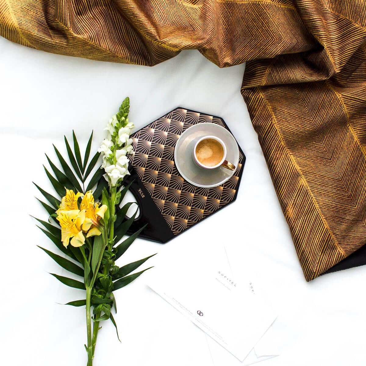 Sunray – Deska ceramiczna BVSK Kolekcja Art Deco Sofitel Lookbook