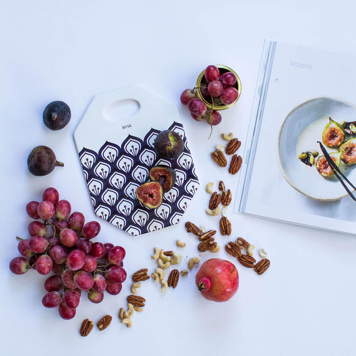 Taszkent – Deska Ceramiaczna BVSA – Kolekcja AW17 Cookbook Lookbook
