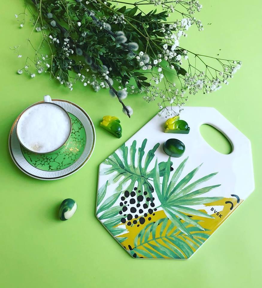 Jungle Green–Deska-ceramiczna-BVSK—Kolekcja AW19-Lookbook